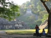 Aankomst - Palenque