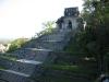 Grote tempel - Palenque