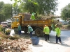 Ayutthaya - vuilniswagen