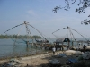 Chinese visnetten, Fort Cochin