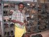 Schoenen inleveren, Rock Fort tempel, Trichy