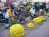 Bloemenverkopers, Mysore