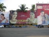 Billboards, nabij Aluva