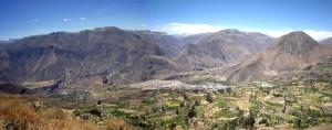 Panorama Cotahuasi