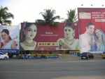 Indiaas billboard